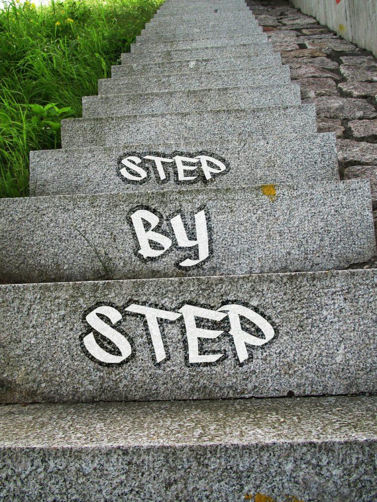ネットビジネス失敗者に陥る確率をが劇的に下がる、成功の3つの手順とは?